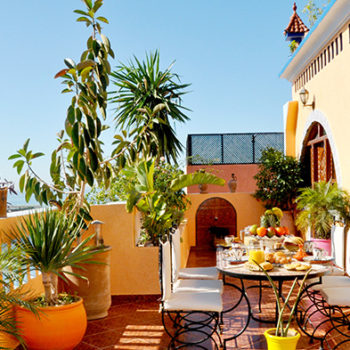 Azul Guesthouse Taghazoutbay Morocco