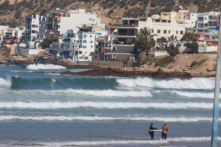 Surf Guiding Package Taghazout Bay Azul Guesthouse