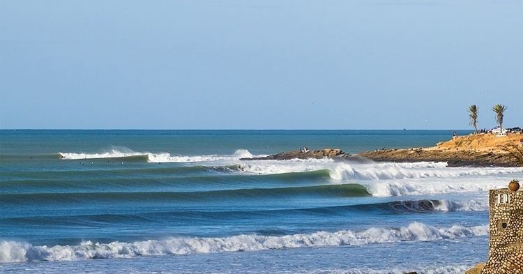 Surf Spots Morocco Anchor Point - Azul Guesthouse
