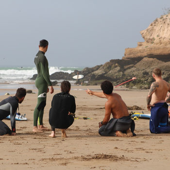 Azul Surf Guiding Holiday Package Morocco