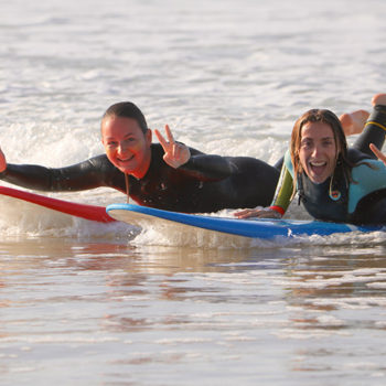Azul Surf School package Taghazout bay Morocco