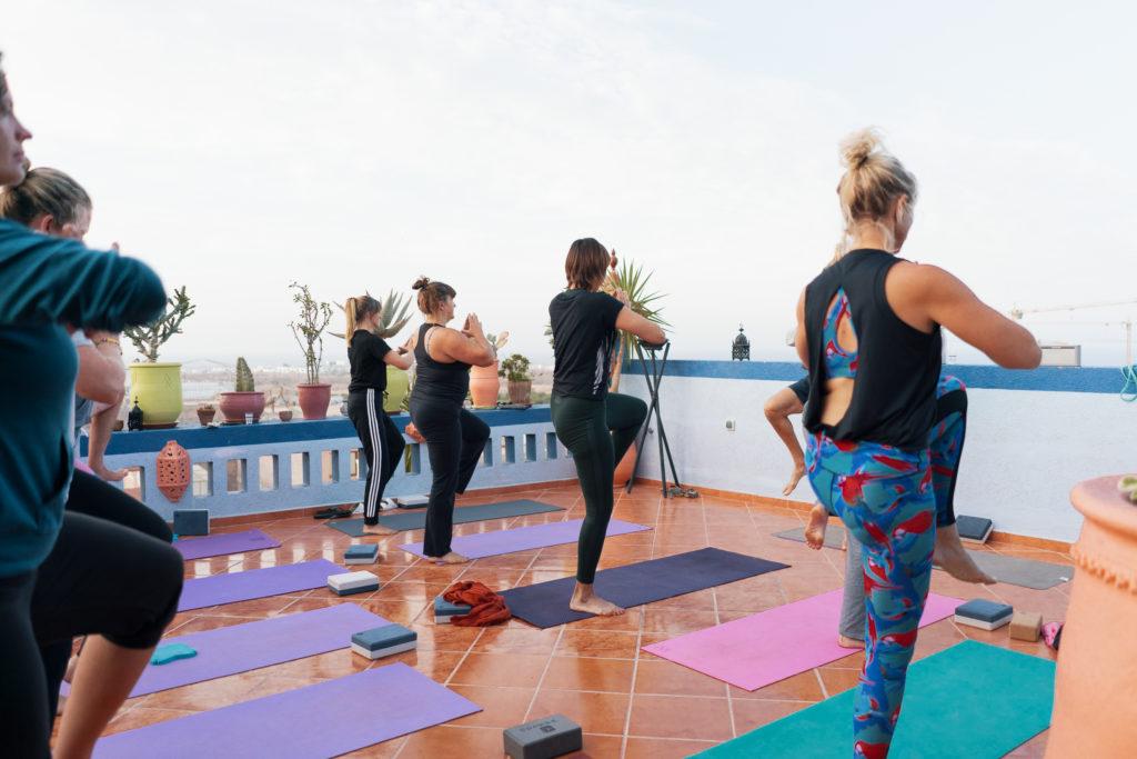 Azul – Mellulah Retreats 'Finding Balance'