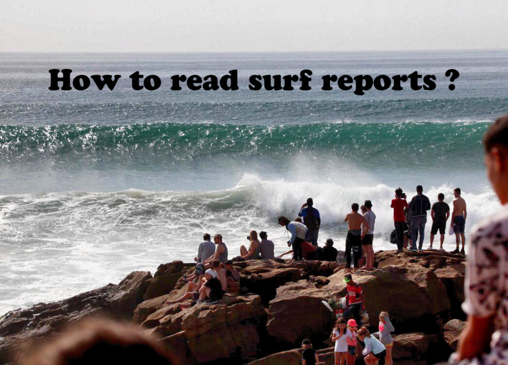 How to read surf reports ?