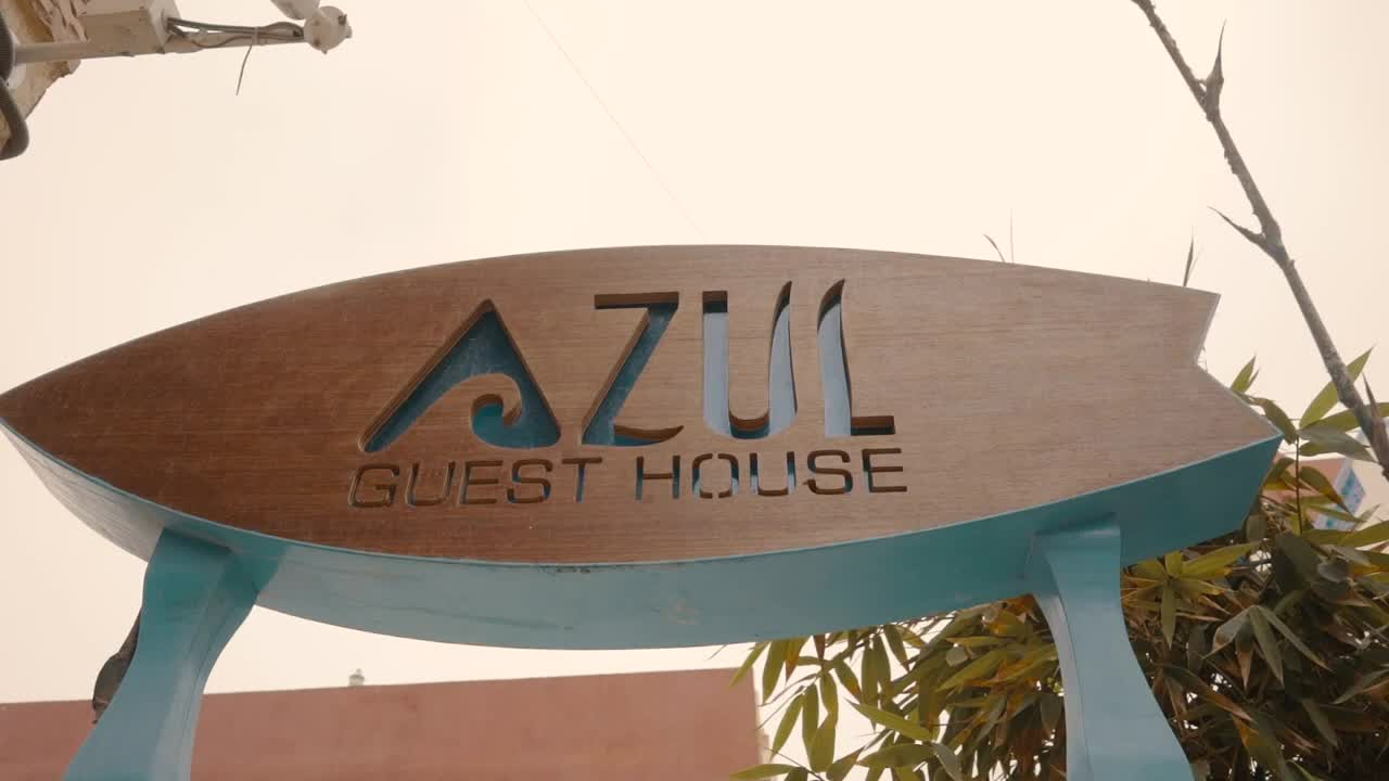 Azul Guesthouse, Surf Camp in Tamghart, Taghazout Bay (Morocco)