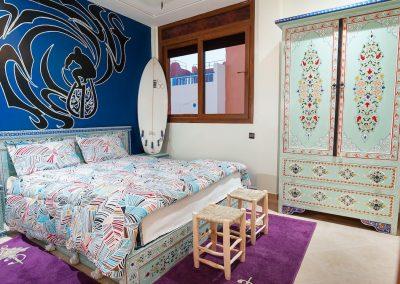 Azul double room