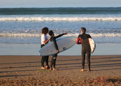 Azul surf tips