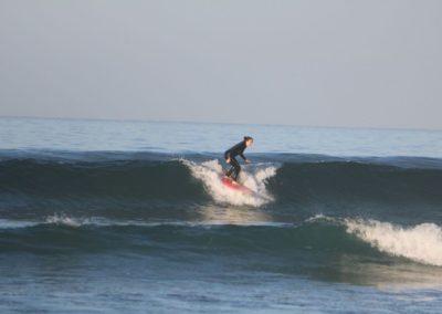 Azul morning surf