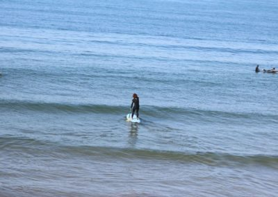 Azul stand up paddle