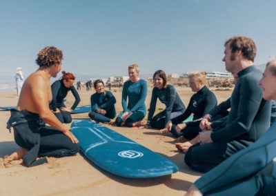 Azul surf lessons