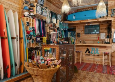 Azul surf shop