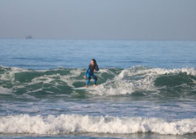 Azul surfergirl