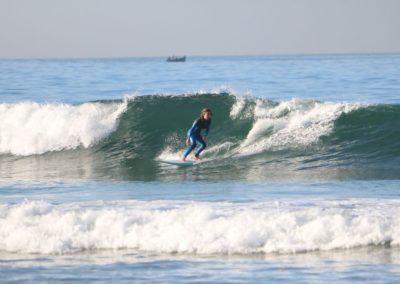 Azul wave
