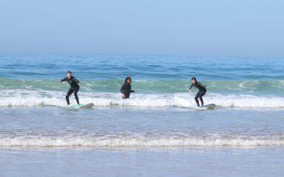 Une journée d'expérience surf à Azul Guesthouse