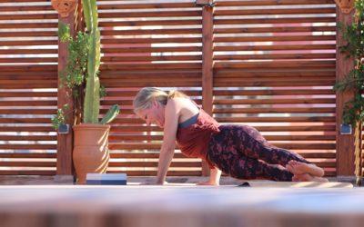 Derrière les coulisses de nos séances de yoga Zoom