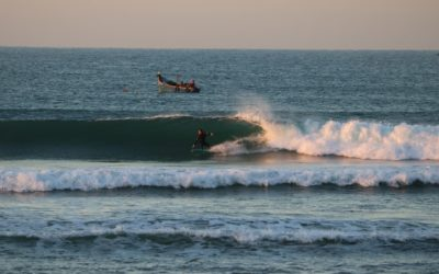 Surfing in Morocco during Covid-19